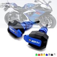 For SUZUKI GSX S750 GSX S1000 GSXS 750 1000 Motorcycle Falling Protection Frame Slider Fairing Guard Anti Crash Pad Protector