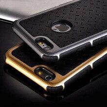 Silicone Case For iPhone 6 6 S/6 6 S Plus/5 5S SE задняя Крышка Ударопрочный Коке Capinha Для Apple iPhone 6 S 5 SE Case Кремния