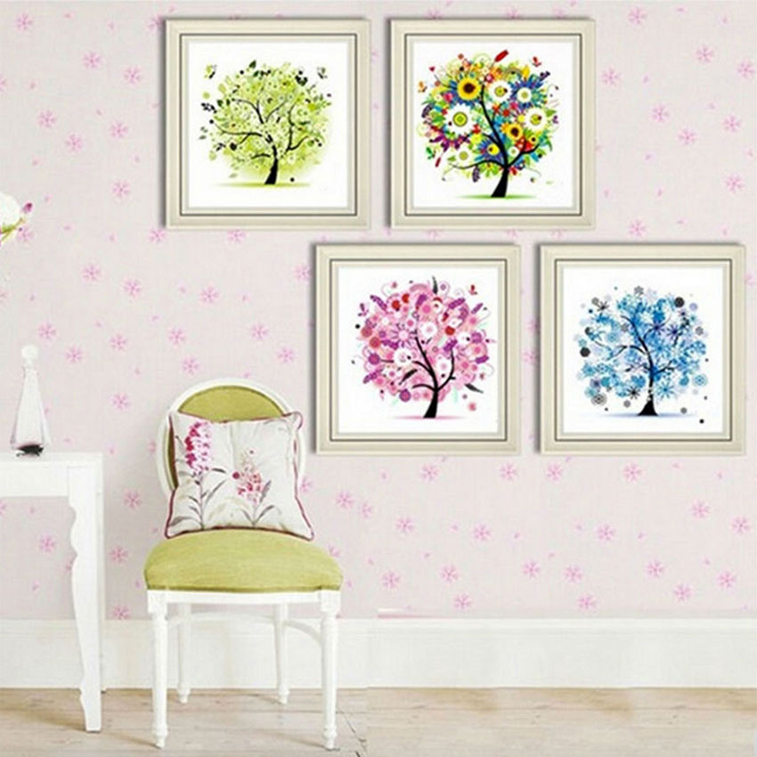 Diy 5d diamond embroidery cross stitch kits rhinestone for Country living customer service number