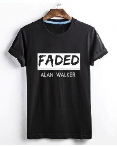 bacd20d5a Summer Alan Walker Themed T Shirt For Teens xxxl Faded Tshirts Short  Sleeved Tee-in T-Shirts from Men's Clothing on Aliexpress.com | Alibaba  Group