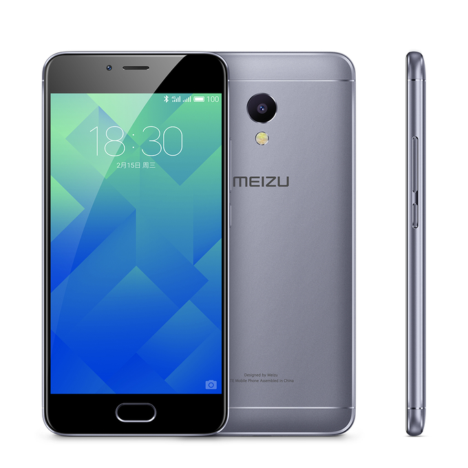 Original MEIZU M5S MTK6753 Global ROM 3GB RAM 16GB ROM Cell Phone 5 2 inch octa