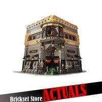 Лепин 15015 5003 шт. город создатель динозавра музей MOC Модель Строительство Наборы блоки Кирпич забавные игрушки для детей Подарки brinquedos