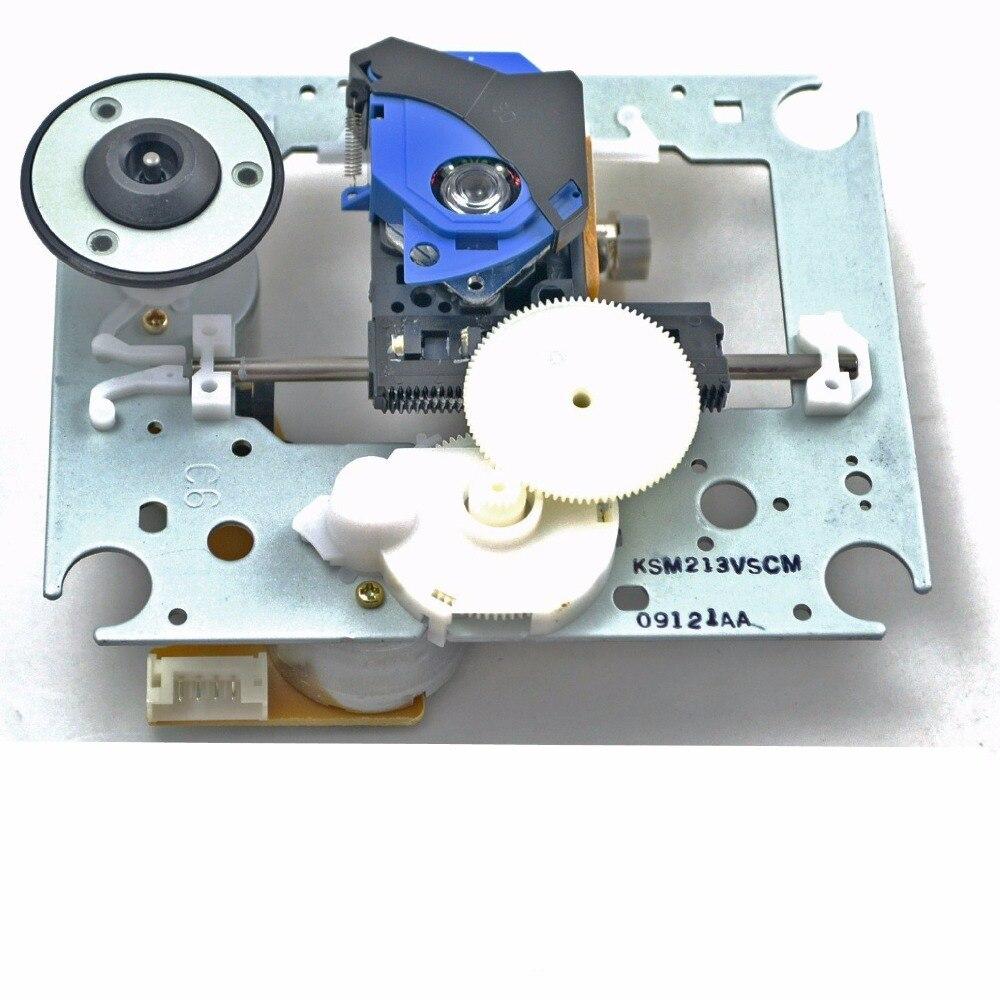 New KSS-213VS KSS-213V With Mechanism KSM-213VSCM Optical Pickup Laser Lens KSM213VSCM Laser Head
