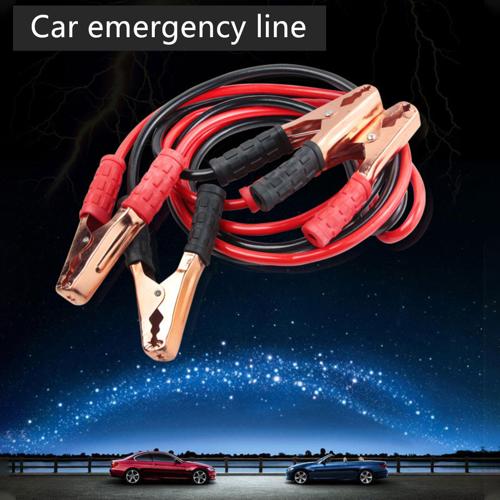 Car Battery Cable Take Fire Line To Fire Line Jumper Clip High Power Line For Displacement 2.0L 2.5L 3.0L