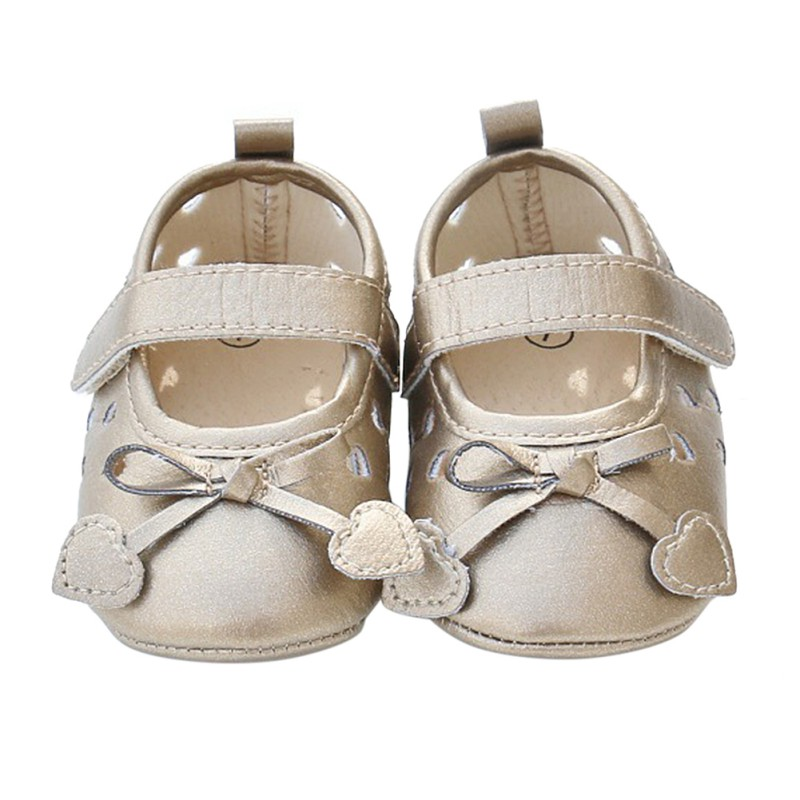 Summer Baby Girl Shoes First Walkers Hollow Butterfly-knot Shoes