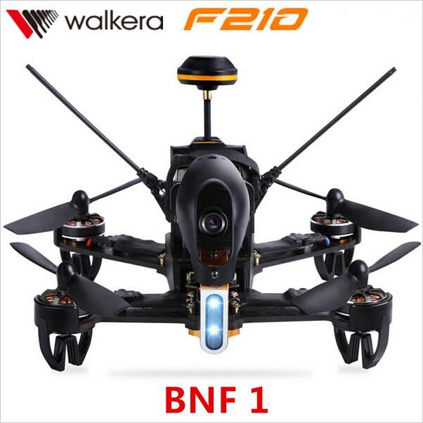 Walkera F210 BNF RTF RC Drone quadcopter with 700TVL Camera & Receive Devo 7 transmitter OSD Battery Charger купить в Москве 2019
