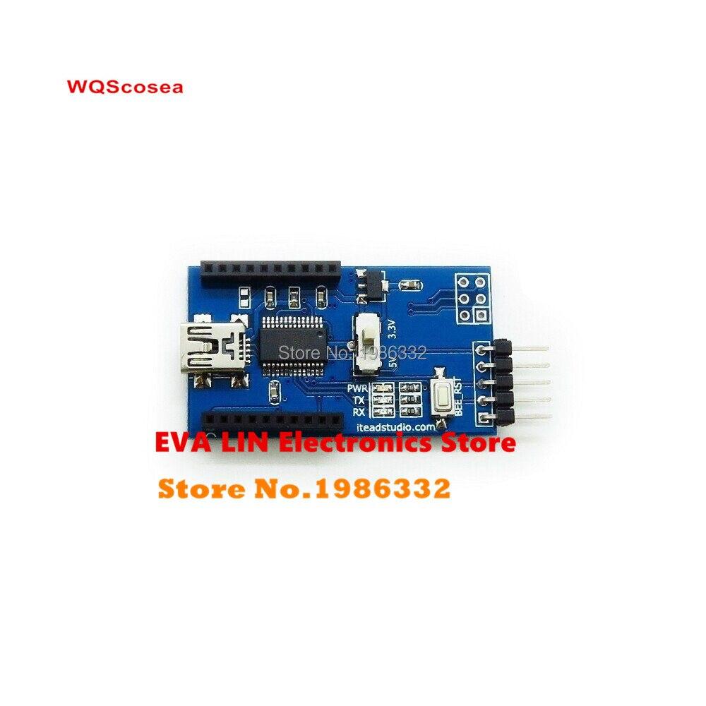 WS16 Foca FTDI FT232RL USB Converter Adapter USB to serial