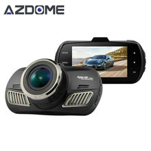 DAB201 Car DVR Camera Ambarella A12 Chip HD 1440p 30fps Video Recorder With G-sensor HDR ADAS Cycle Recording Dash Cam H40