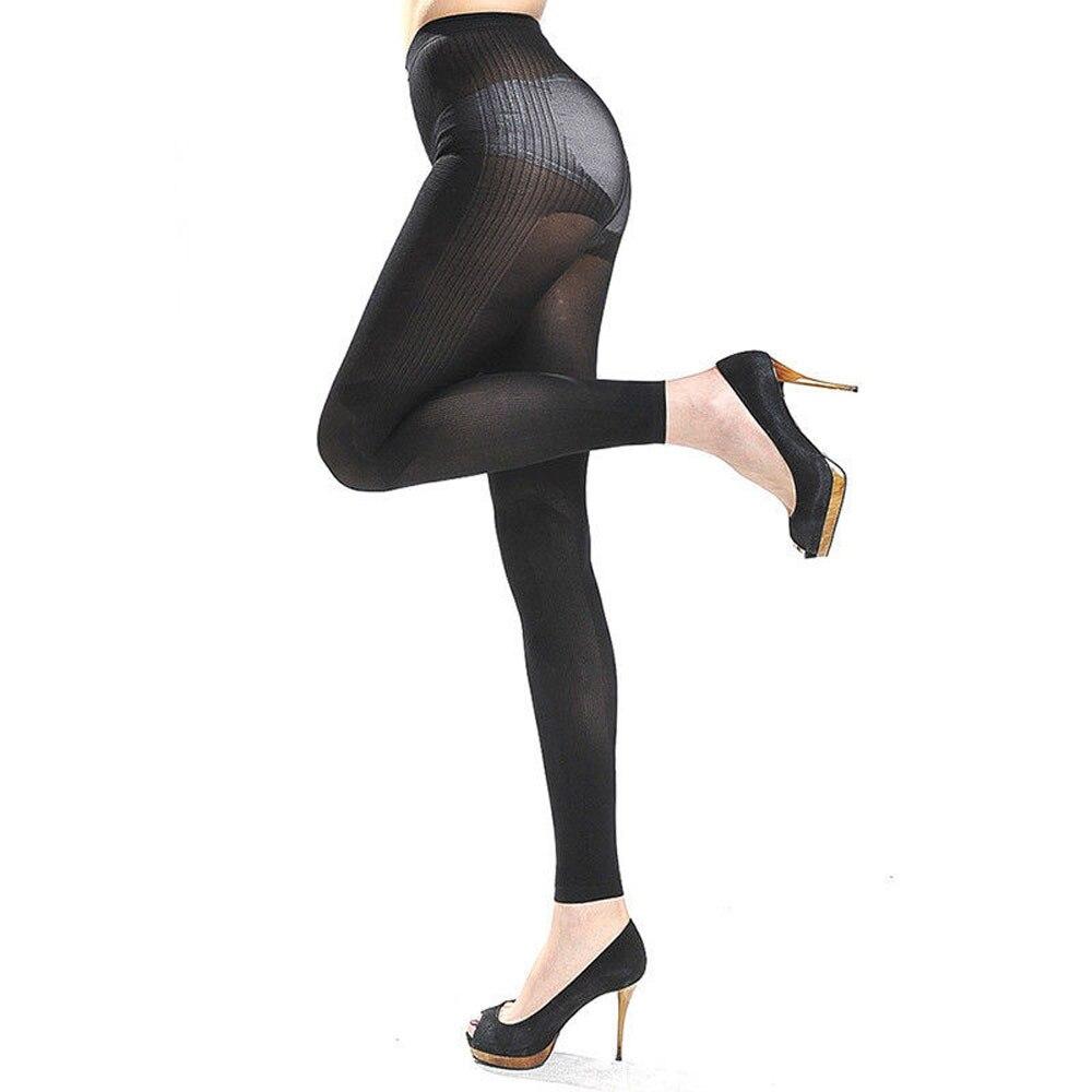 2019 New Year Elegant women tights Stretchy socks Sculpting Sleep Leg Shaper Pants Legging Socks Women Body Shaper Panties #F