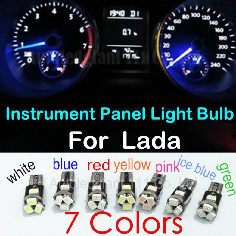 Blue Led Instrument Panel Lights