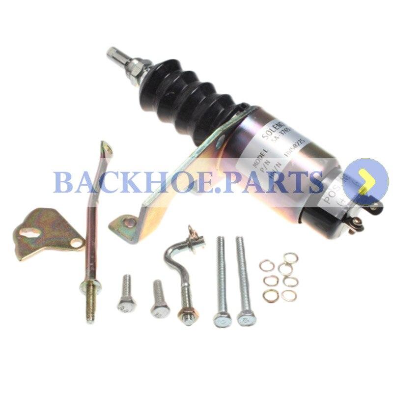 12V Solenoid Shutdown Kits For RSV Bosch SA-3765-12 1751-12 Volt Left-hand