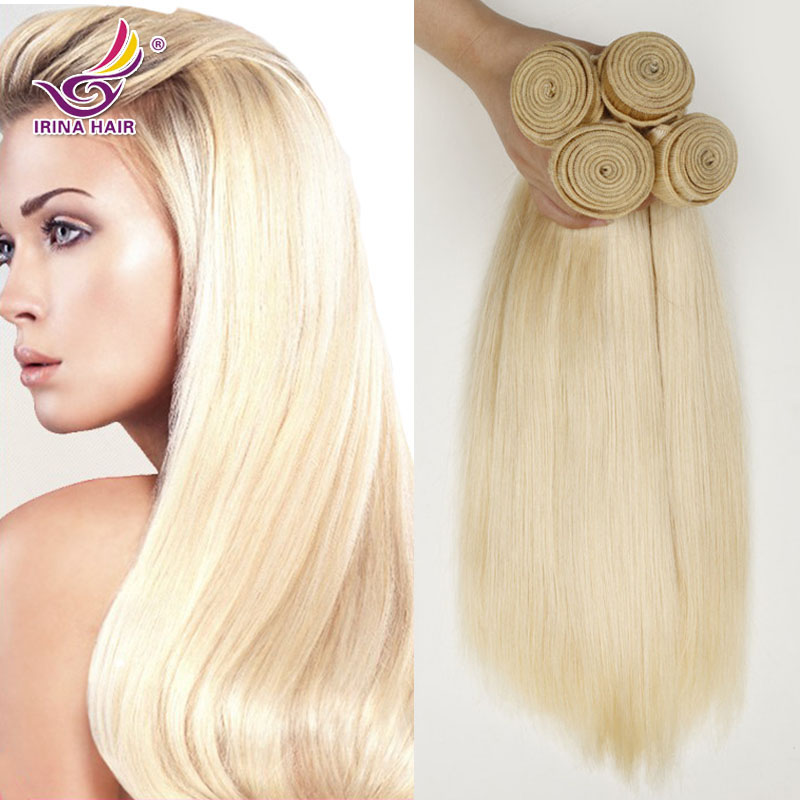 Russian blonde hair extensions the best blonde hair 2017 russian 613 blonde virgin hair weaves 3pcs lot human pmusecretfo Gallery