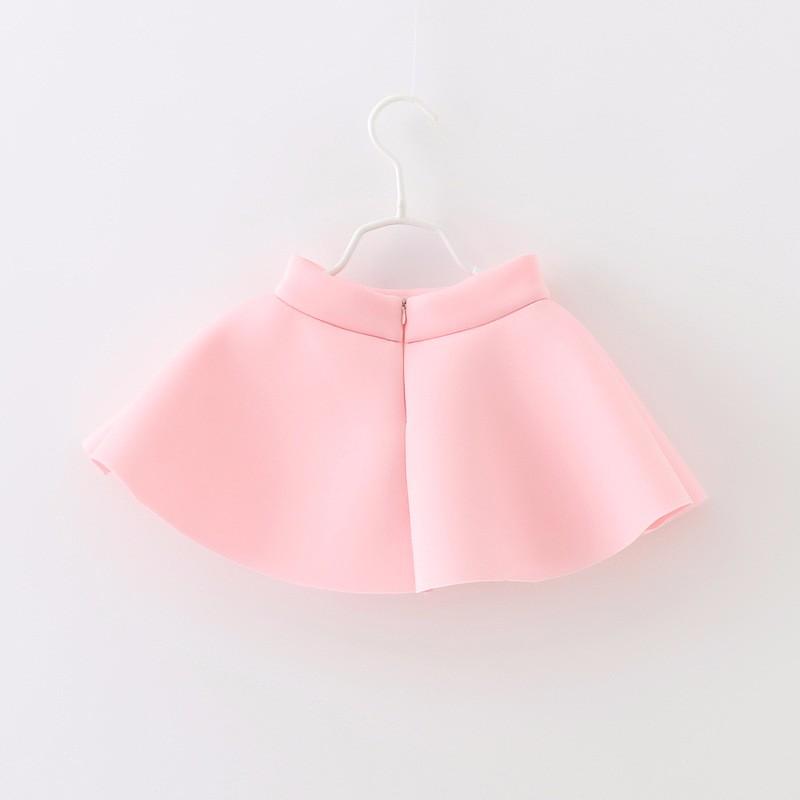 Toddler Girl Skirt Sets (4)