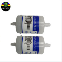 Best price!10 pcs/lot!! 100% new eco solvent spare parts flora 20um ink filter for LJ 3204P LJ 3208P flora printer