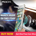 Rocha Celular Suporte Do Telefone Do Carro Magnético Universal Air Vent Mount Magnet telefone suporte para gps iphone 6 7 5S htc samsung xiaomi