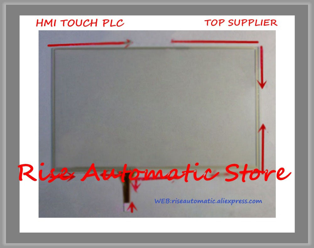 8 inch touch screen 186*113 Touch Screen touch glass new new xbtg5230 touch screen touch glass pa n el