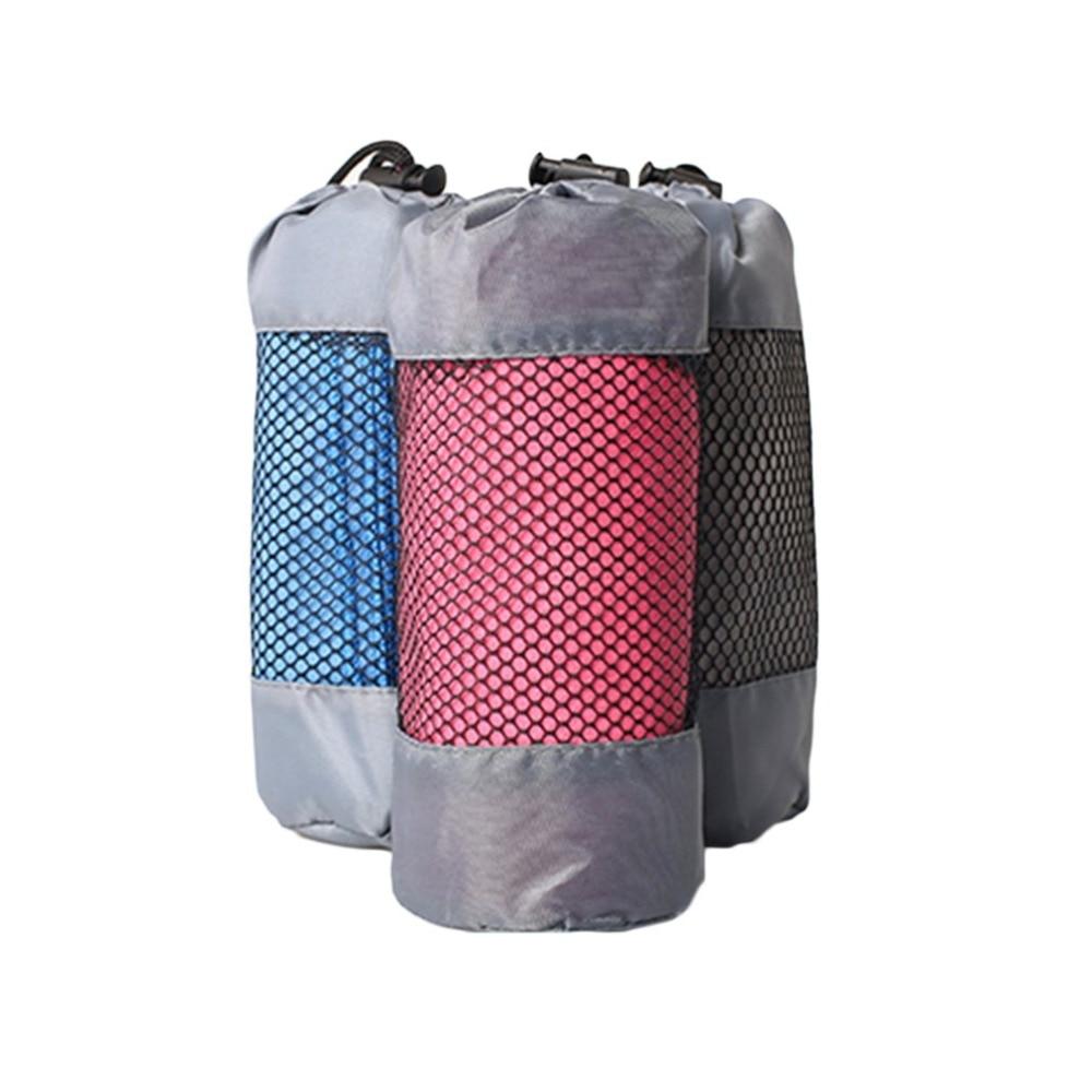 Toalhas de Microfibra de Secagem Rápida de Natação ao ar Toalha de Banho Livre Camping Ciclismo Esporte Ginásio Viagem Portátil