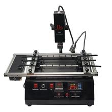 LY 2800W M780 2 zone hot air bga rework station with software control цены онлайн
