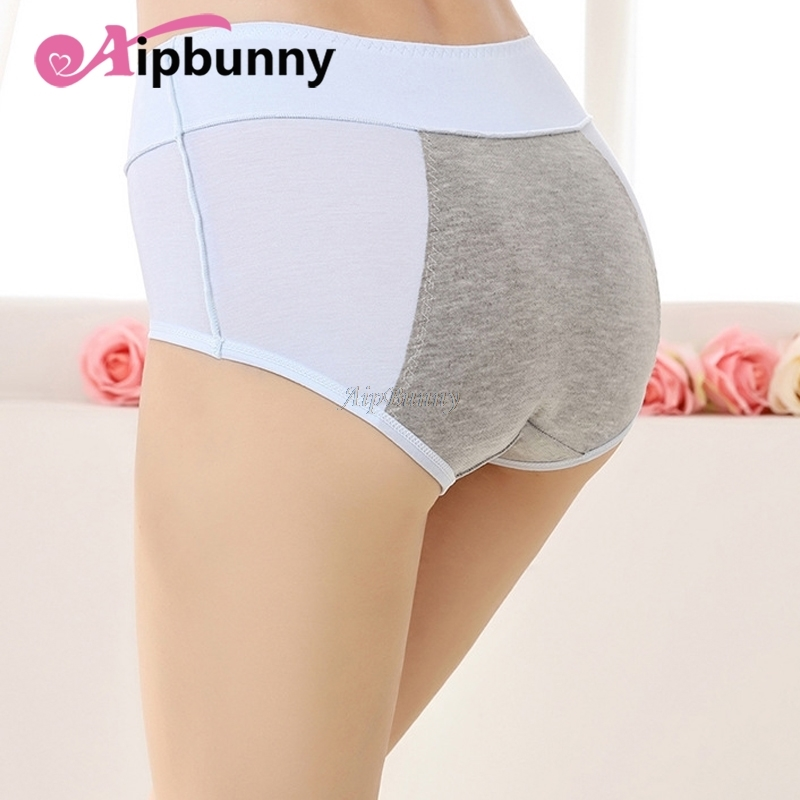 Aipbunny 100% Cotton Briefs Push up Color sexy Lingerie Breathable Womens Panties Patch Girl lady Elastic