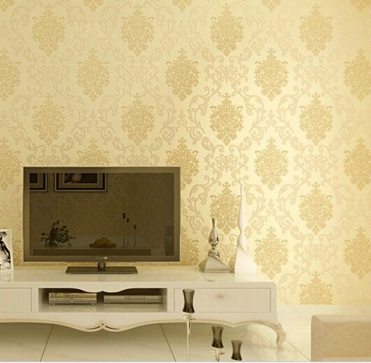10m*53cm non-woven wallpaper living room children room wall sticker palace classic bedroom a sitting room of Europe type style sticker picture atlas of europe