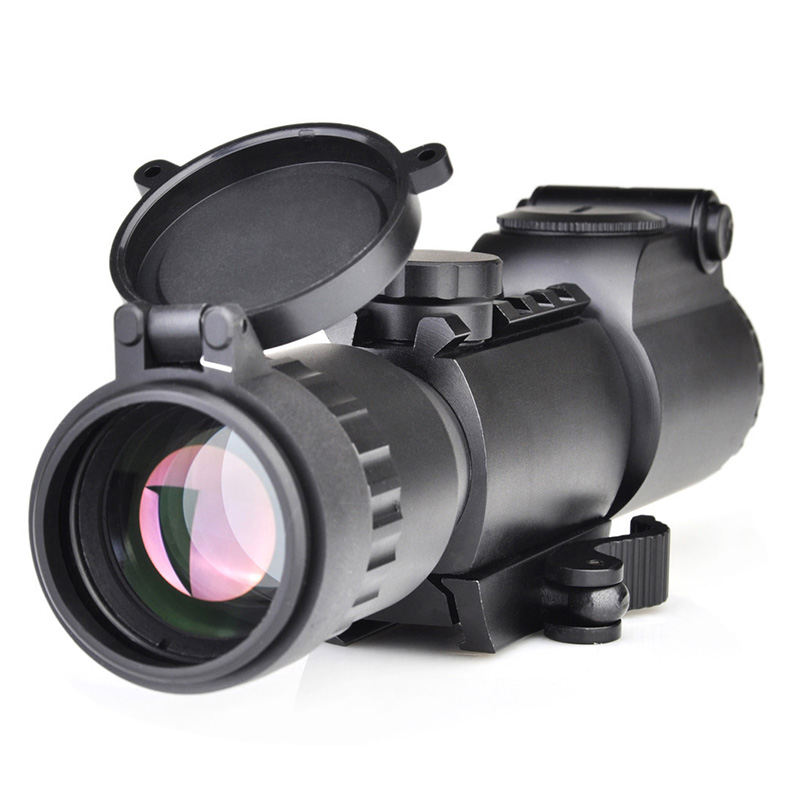 SEIGNEER Tactical 4X32 Red/Green Illuminated Scope With QD Mount Tactical Riflescope Sniper Hunting Shooting Rifle SightSEIGNEER Tactical 4X32 Red/Green Illuminated Scope With QD Mount Tactical Riflescope Sniper Hunting Shooting Rifle Sight