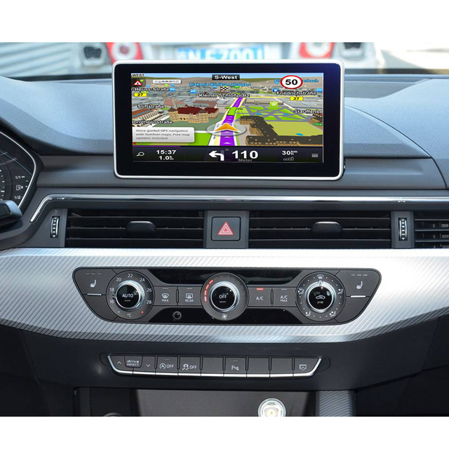 Inserting WINCE Navigation GPS Onto Car OEM Screen Solution For - Audi all series