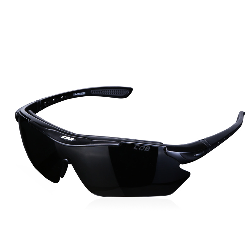 Outdoor camping climbing polarized sunglasses tactical eyewear with 5 lens HD Hiking fishing cycling riding shooting