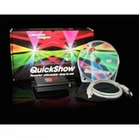 Quick QS Laser Light Controller stage laser projector show light console new laser light show software