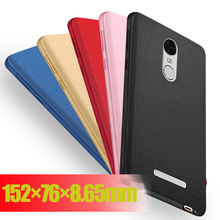 New Frosted Silicone TPU Painted Soft Phone Back Cover Case For Xiaomi Redmi Note 3 3i Pro Special Edition SE 152mm Size