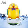 Baby Mobile Rattle Toys Funny Duck Musical Tumbler Handbells Sway Nodding Roly-poly Water Bath Tool Toy for Children Toddler