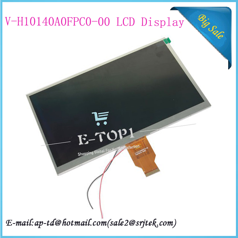 OEM 10.1 V-H10140A0FPC0-00 P2M7907A LCD Display Screen Monitor Module Panel