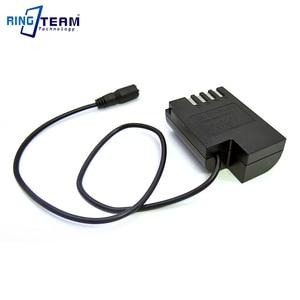 Image 5 - Coupleur cc DMW DCC12 et DMW AC8 adaptateur secteur pour Panasonic Lumix DMC GH3 DMC GH4 DMC GH3 GH4 GH5 G9 DMCGH4 caméras