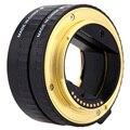 Ultramar Stock Metal Monte AF Macro Tubo de Extensión DG 10mm 16mm Set Anillo Soporte Full Frame para Sony e-mout NEX NEX-6 A7R A3000