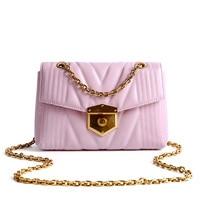 Small Bags For Women Summer Chain Sling Bag Cross Body Bags Diamond Lattice