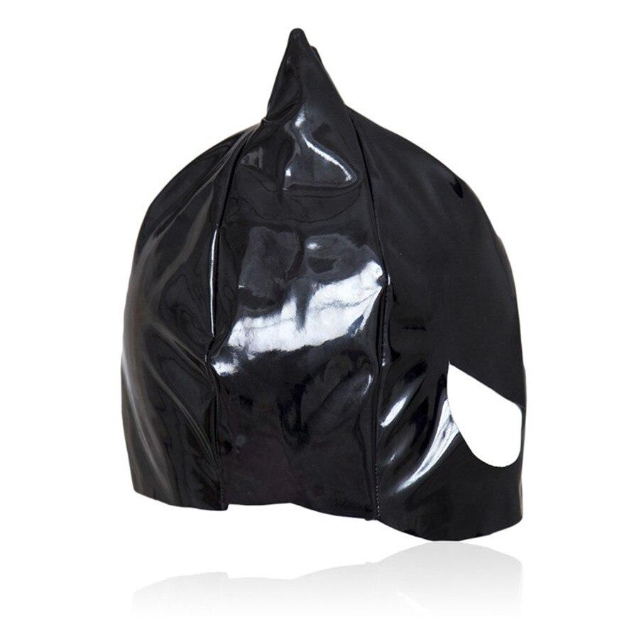 Can not plastic bag hood bondage