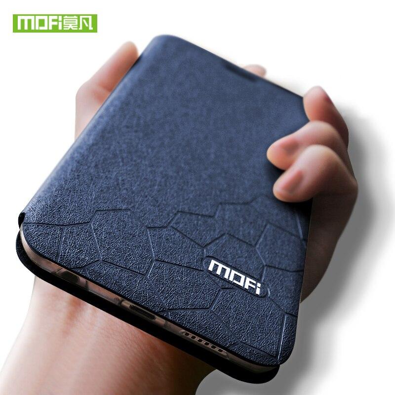For Xiaomi mi 9t case for xiaomi 9t pro cover flip leather original Mofi for xiaomi 9t case silicone back mi9t pro funda 6.39-in Fitted Cases from Cellphones & Telecommunications