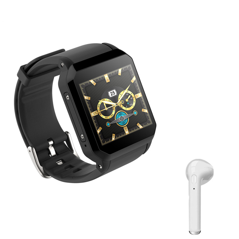 Smart watch 2019 3G smart whatch wifi smart electronics 8GB/ROM MTK6580 VS KW88 Pro support play store wearable device for ios