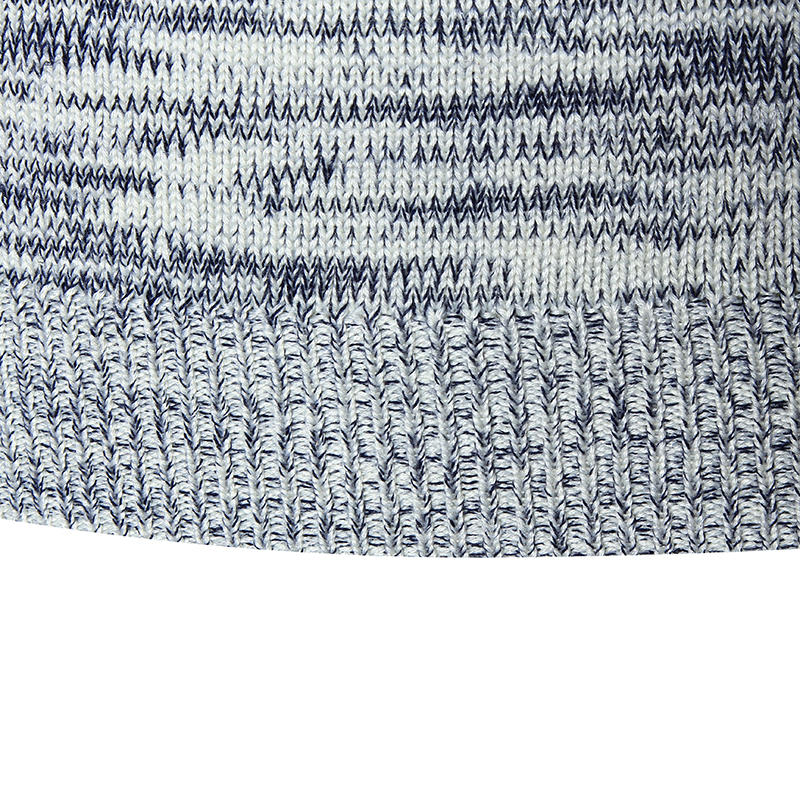 Metrosexual Camisola pullovers O Pescoço patchwork cor