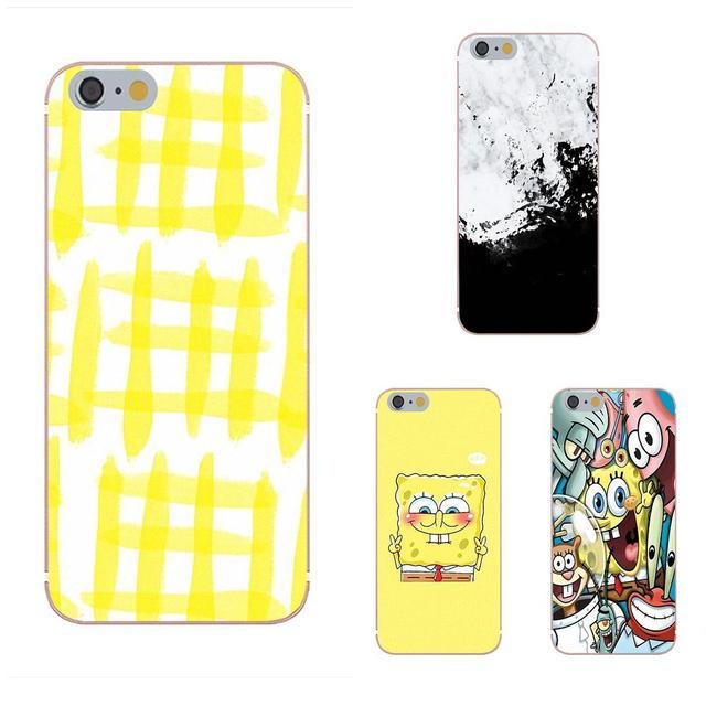 Splash Spongebob Mewarnai Untuk Xiaomi Mi4 Redmi 5 4a 3 3 S Pro Mi4i