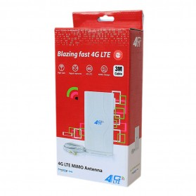 4G LTE MIMO Antenne 49dBi SMA Stecker 4G Router B315 B890 B310 B593 B970 B97B B683 Netzwerkkarte Antenne Freies verschiffen