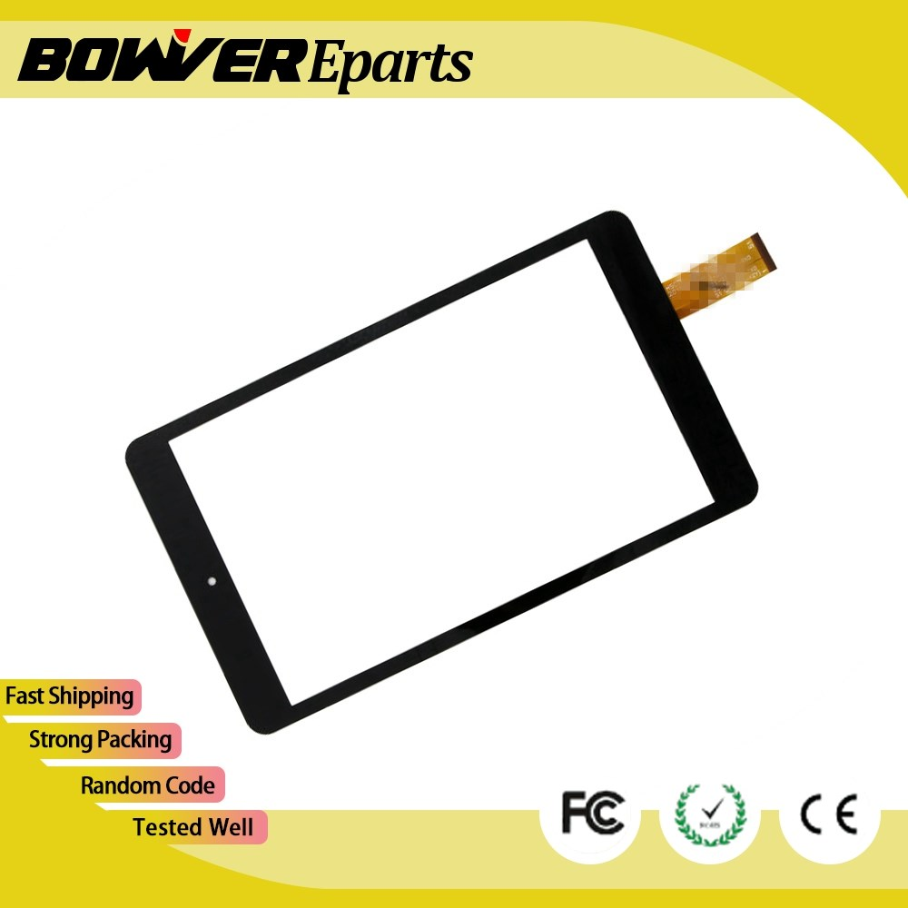 A Black White 8 Inch Touch Screen For CHUWI Hi8 CW1513 Tablet PC Capacitive Glass Panel