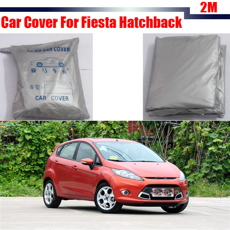Cawanerl Car Cover Sun Shade Snow Sun Rain Resistant Protector Anti-UV Cover Dustproof For Ford Fiesta Hatchback  sc 1 st  AliExpress.com & Online Get Cheap Ford Fiesta Sun Cover -Aliexpress.com | Alibaba Group markmcfarlin.com