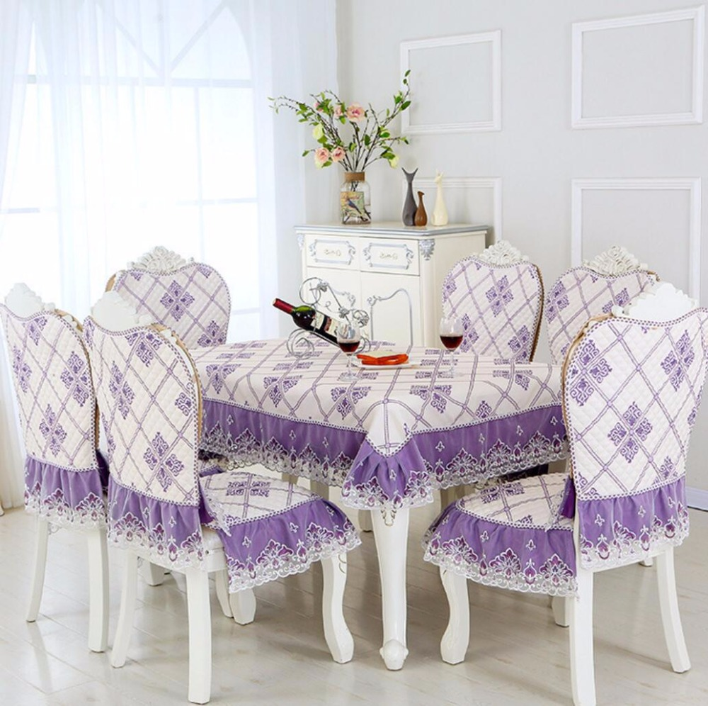 Popular Lace Chair Covers Buy Cheap Lace Chair Covers Lots From . Dining  Room Table Covers Protection ...