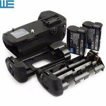 MB-D14 батарейный блок+ 2 X EN-EL15 ENEL15 батареи для цифровых зеркальных камер Nikon D600 D610