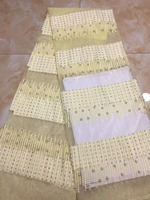 2017 African net Lace High Quality French Lace Fabric With Stones African Lace Fabric For Nigerian Wedding Dress