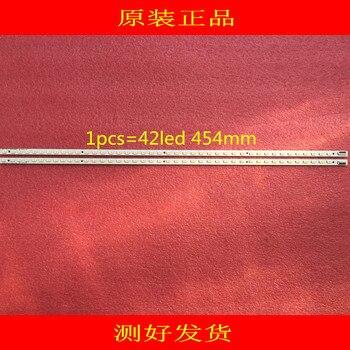 2 шт./лот Светодиодная лента подсветки для sony 40 дюймов KDL-40HX720 LJ64-02884A STS400A29_42LED 1 шт. = 42led 454 мм