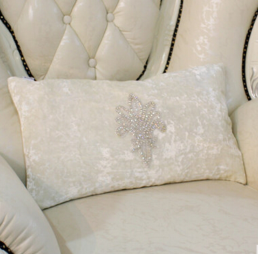 #448 New Europe Royden Middle East Diamond Breakfast /cushion Without Filling  Sofa Bed Car