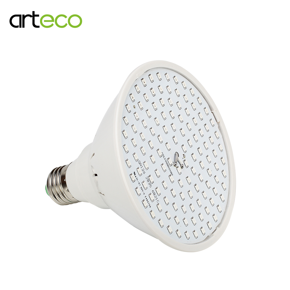 126 LEDs Grow Light E27 AC85-265V Full Spectrum Indoor Plant Lamp For Plants Vegs Hydroponic System Plant Light