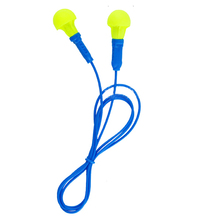 Soft Ear Muffs For Sleeping Foam Ear Plugs For Noise Silicone Corded Earplugs Noise Reduction Ear Protective