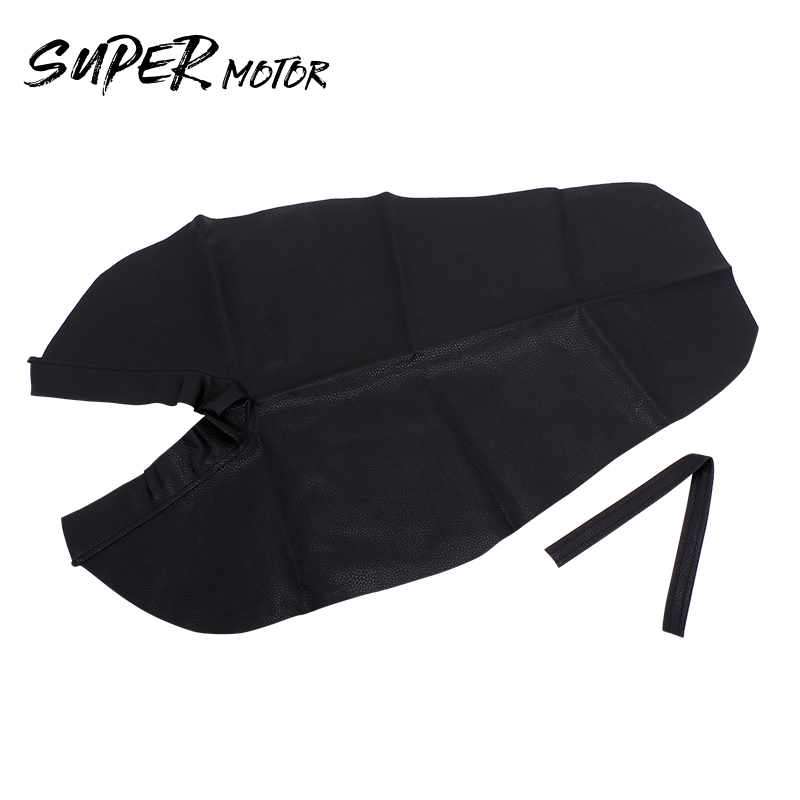 Motorcycle Accessories Seat Cushions Leather Cover Seat Waterproof For HONDA CB-1